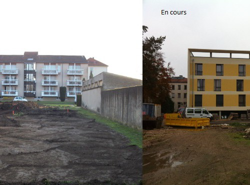 Restructuration et Extension de l'aile Saint Vincent De L'EHPAD