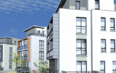 Construction Neuve de 52 logements collectifs à Marly